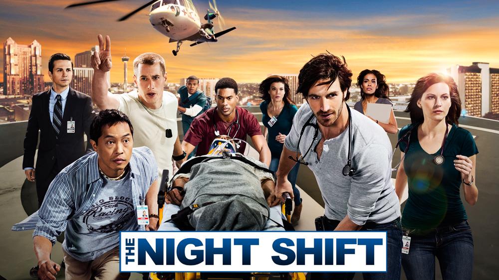 The Night Shift, una delle  serie tv trasmesse sul nuovo canale Premium Stories