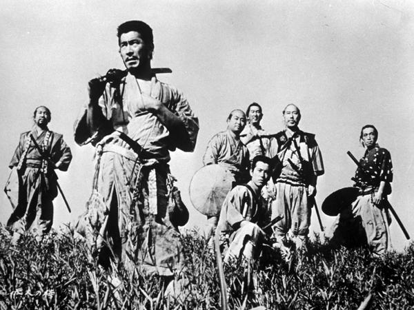 i sette samurai