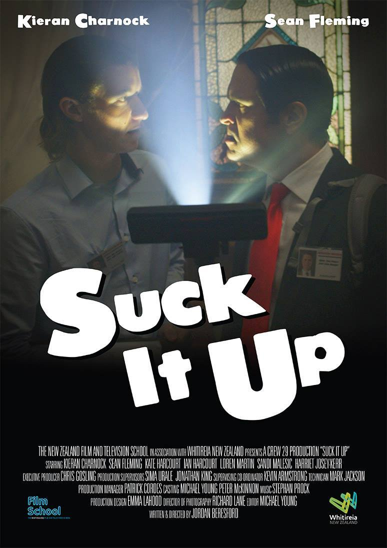 suck it up