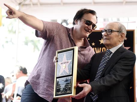 Ennio Morricone, Quentin Tarantino